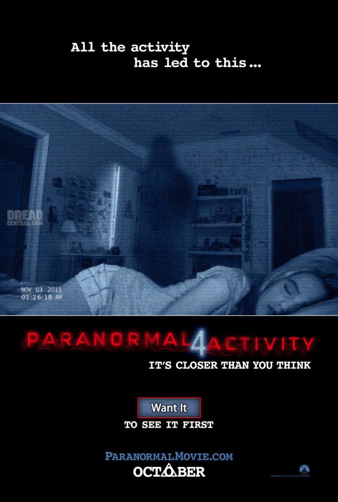 paranormal 4