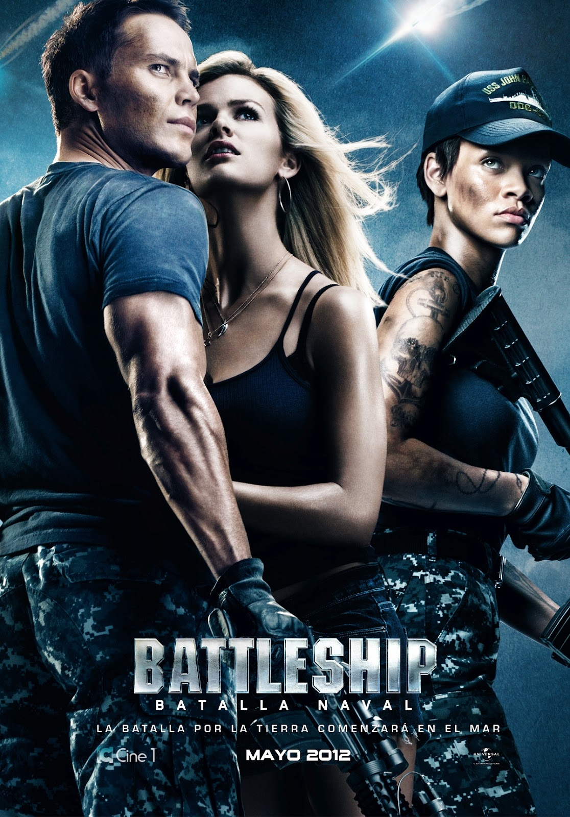 Battleship Latest Poster (1)