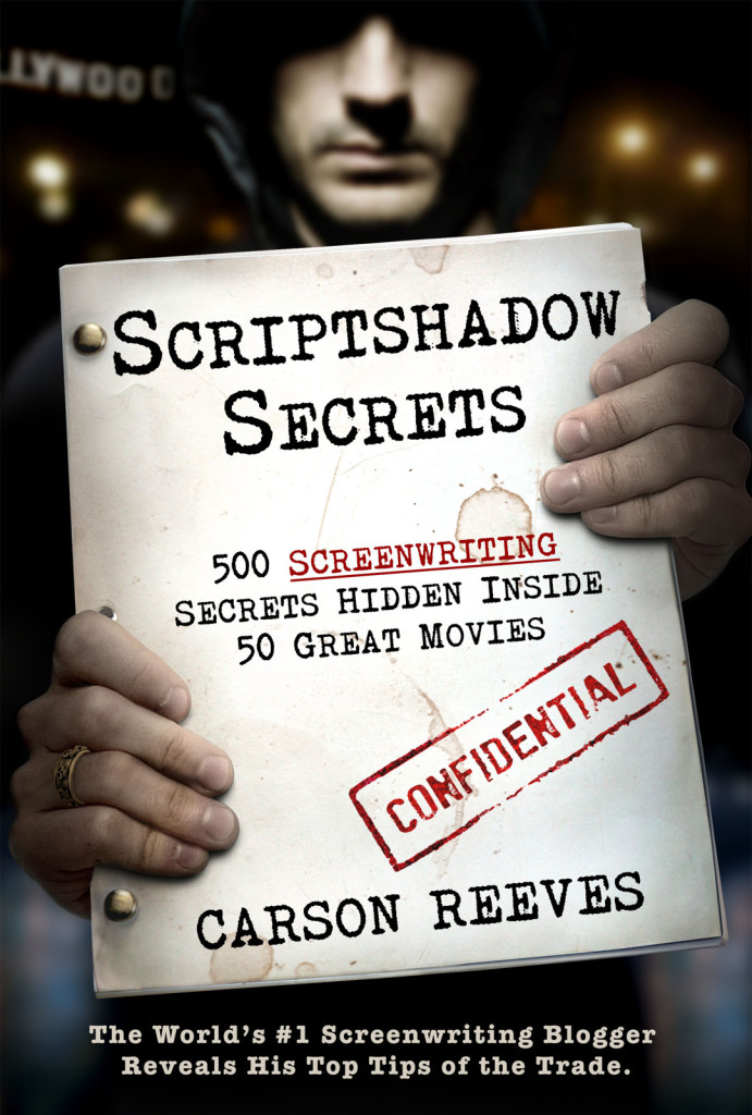 Scriptshadow Secrets Kindle Test - Carson Reeves