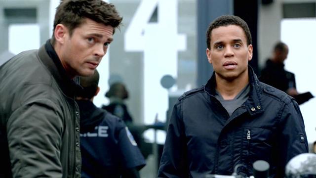 TV Script Review – Almost Human