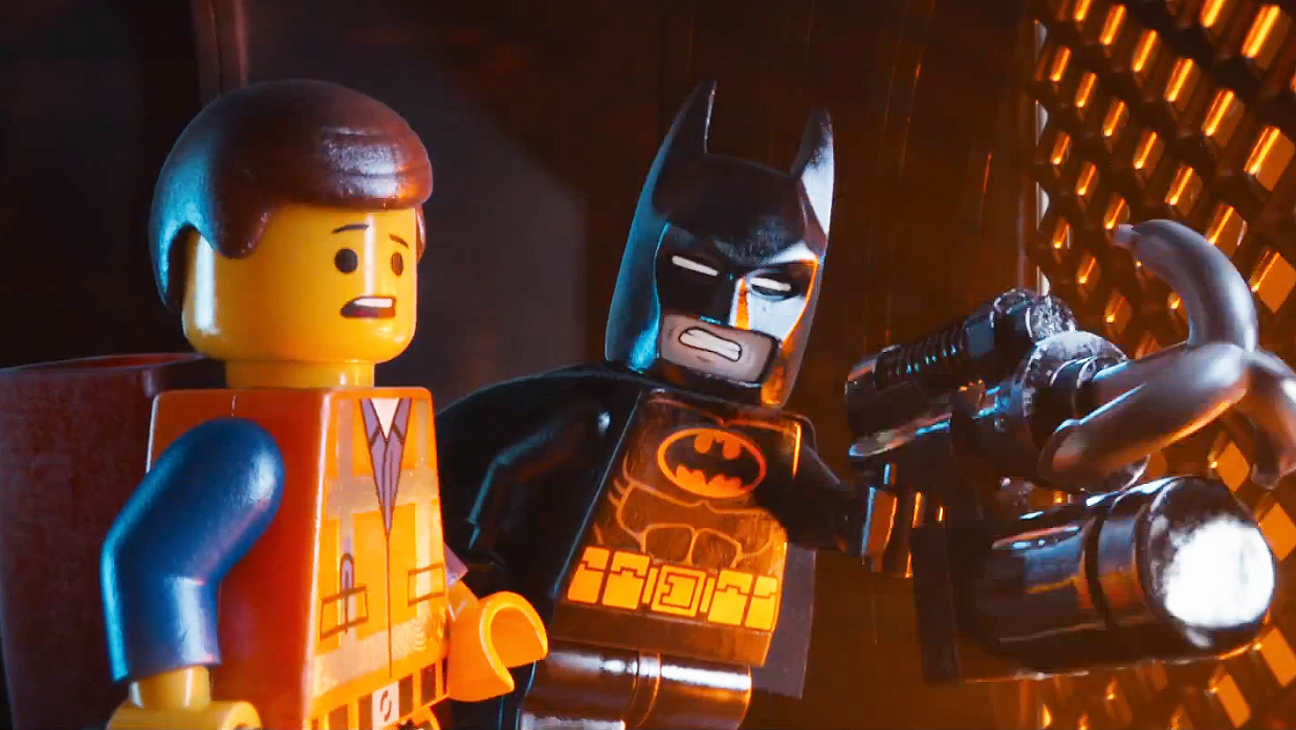 Screenplay Review The Lego Movie