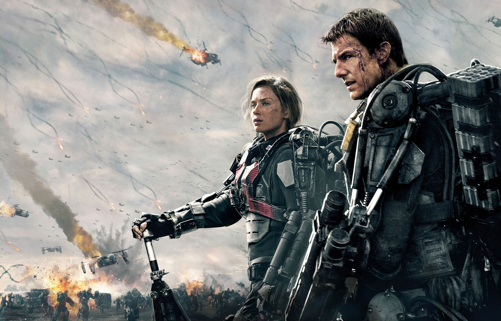 Screenplay Review – All You Need Is Kill (Edge of Tomorrow)
