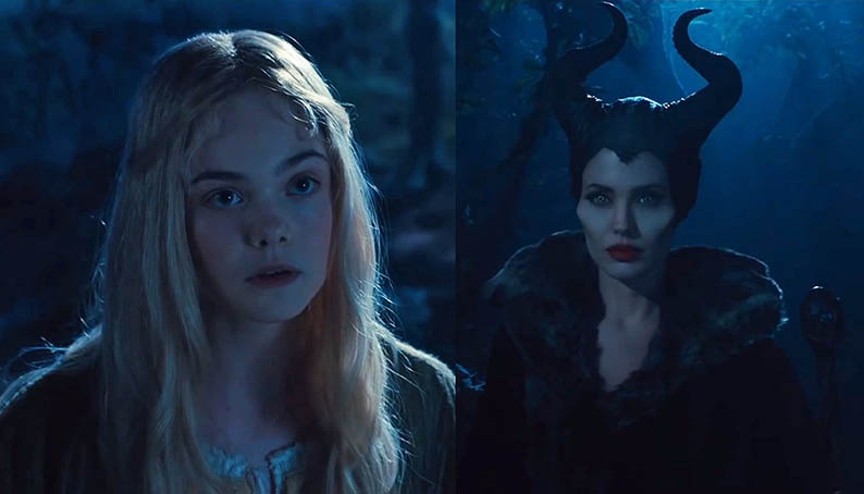 aurora maleficent angelina jolie