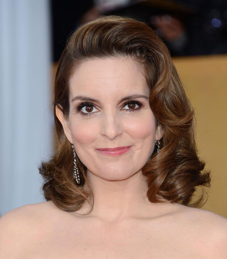 Tina-Fey-SAG-Awards-Earrings