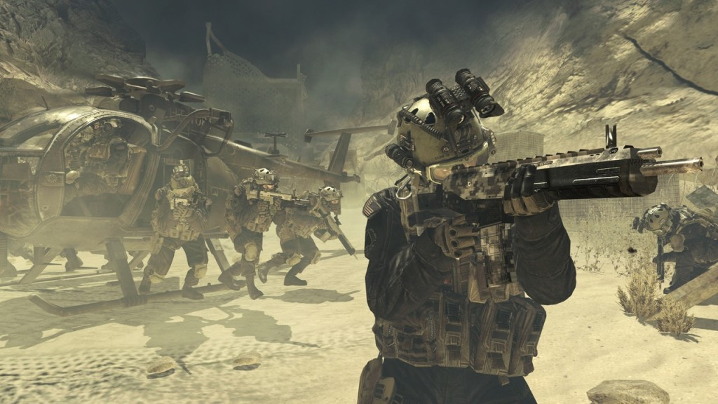 Call of Duty - Modern Warfare 2 -b