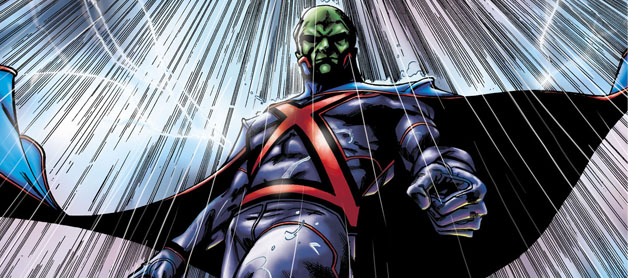 43_MartianManhunter
