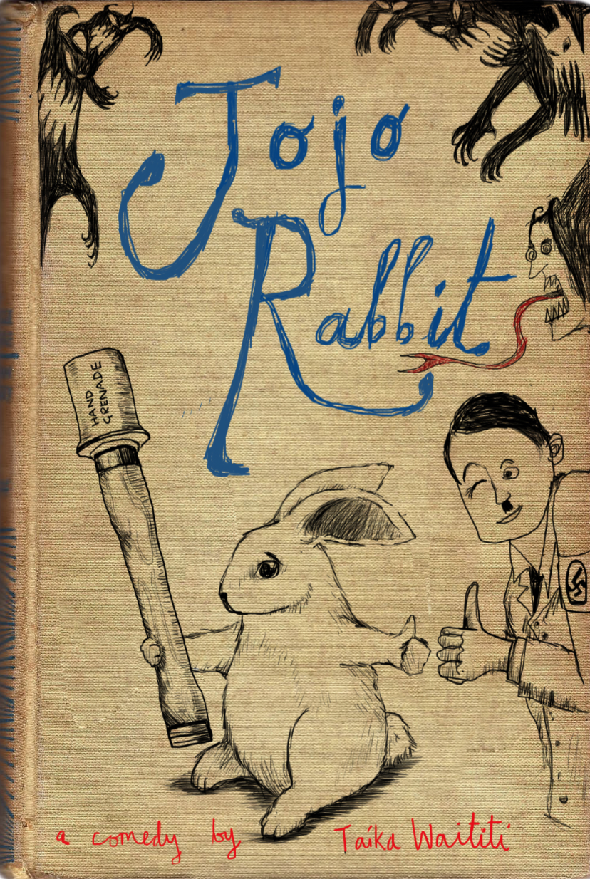 Jojo Rabbit Book >> Screenplay Review Jojo Rabbit