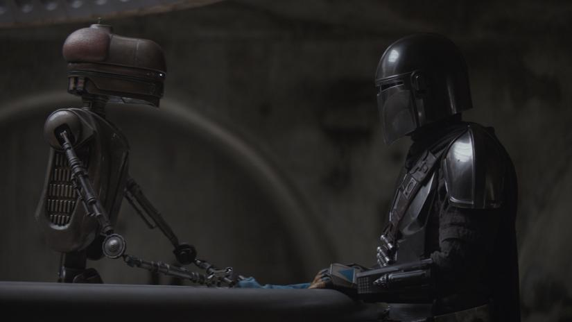 TV Show Review – The Mandalorian Chapter 5